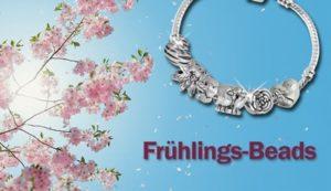 Beads-Schmuck für den Frühling