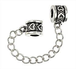 Sicherheitskette für Beadsarmbänder